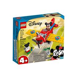 LEGO L'aereo a elica di topolino - set costruzioni 10772