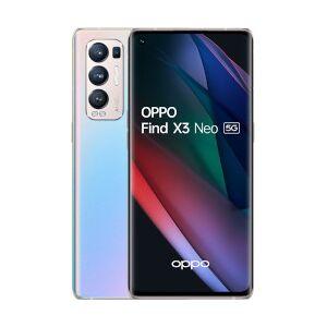 OPPO Smartphone Find X3 Neo Galactic Silver 256 GB Dual Sim Fotocamera 50 MP
