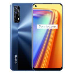 realme smartphone  7 blu 128 gb dual sim fotocamera 48 mp