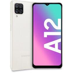 samsung smartphone galaxy a12 bianco 64 gb dual sim fotocamera 48 mp