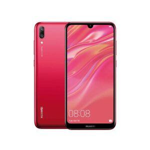 Huawei Smartphone Y7 (2019) Coral red 32 GB Dual Sim Fotocamera 13 MP