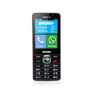 Brondi Telefono cellulare Energy 4G