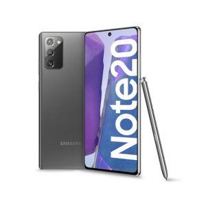 Samsung Smartphone Galaxy Note 20 Mystic Grey 256 GB Dual Sim Fotocamera 64 MP
