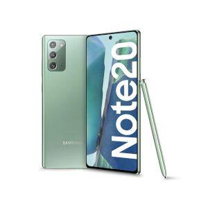 Samsung Smartphone Galaxy Note 20 Mystic Green 256 GB Dual Sim Fotocamera 64 MP