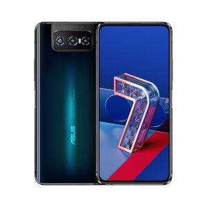 Asus Smartphone ZenFone 7 Pro ZS671KS-2A016EU Aurora Black 256 GB Dual Sim Fotocamera 64 MP