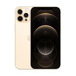 Apple Smartphone iPhone 12 Pro Max Oro 128 GB Single Sim Fotocamera 12 MP