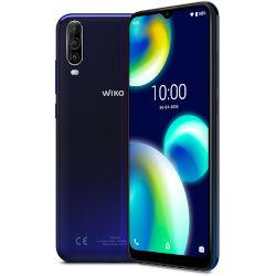 Wiko Smartphone View4 Lite Blu 32 GB Dual Sim Fotocamera 13 MP