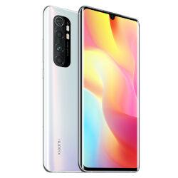 Xiaomi Smartphone Mi Note 10 Lite Glacier White 128 GB Dual Sim Fotocamera 64 MP