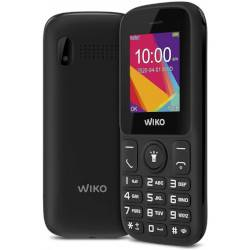 Wiko Telefono cellulare F100 - nero - gsm - cellulare wikf100wb188blkst