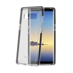 Celly Cover HEXAGON674BK per Galaxy Note 8 Tpu Trasparente