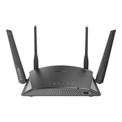 d-link router gaming router wireless - 802.11a/b/g/n/ac - desktop dir-2660