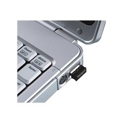 targus adattatore bluetooth micro - adattatore di rete - usb acb75eu