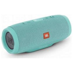 JBL Speaker Wireless Bluetooth Charge 3 Azzurro