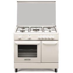 la germania cucina sp95 c 21 w forno a gas piano cottura a gas 89.5 cm