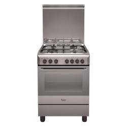 Hotpoint Ariston Cucina a gas H6tmh2af (x) it