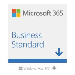 Microsoft Office 365 Business Standard ESD 1 anno 5 Dispositivi Windows Mac iOS Android