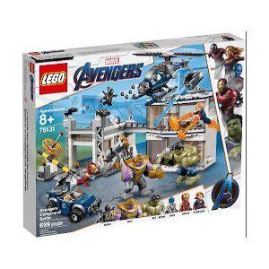 LEGO Avengers - Battaglia nel Quartier Generale 76131