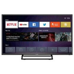 smart tech tv led smt55f30uv2m1b1 55 '' ultra hd 4k smart hdr linux