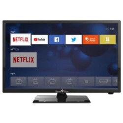 smart tech tv led smt2419dhv1t1b1 24 '' hd ready smart linux