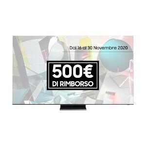 Samsung TV QLED QE85Q950TST 85 '' 8K Smart HDR Flat