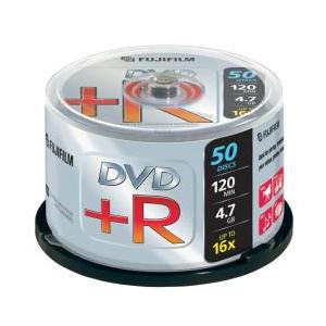 Fujifilm DVD Dvd+r x 50 - 4.7 gb - supporti di memorizzazione 47593