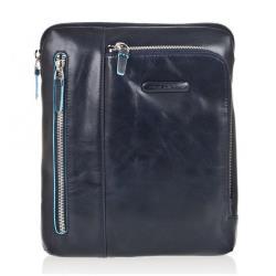 Piquadro Borsa Blue square - borsa a tracolla per tablet ca1816b2/blu2