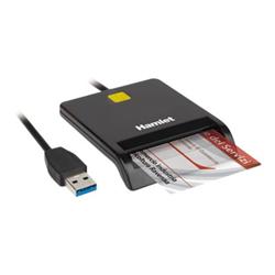 hamlet lettore memory card lettore di smart card - usb 3.0 huscr30
