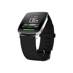 Asus Smartwatch Vivowatch sistema di monitoraggio attività con cinturino - nero 90hc0061-m00h00
