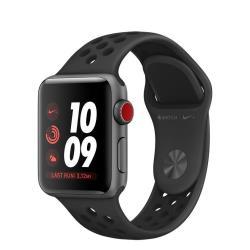 Apple Smartwatch Watch nike+ series 3 (gps + cellular) - alluminio grigio spaziale mth42ql/a