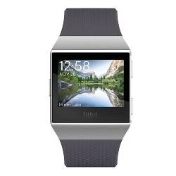 Fitbit Smartwatch Ionic Grigio Argento-Blu