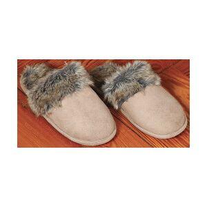 Lavatelli Pantofole Kangaru Baboosh Fur Taglia XS