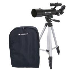 celestron telescopio travel scope 70 telescopio - rifrattore cc21035-ds
