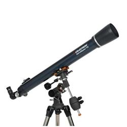 celestron telescopio astromaster 70eq telescopio - rifrattore ce21062-ds