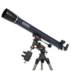 celestron telescopio astromaster 90eq telescopio - rifrattore ce21064-ds