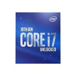 intel processore gaming core i7 10700k / 3.8 ghz processore bx8070110700k