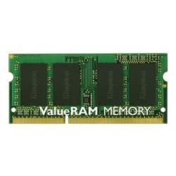 Kingston Memoria RAM Valueram - ddr3 - 8 gb - so dimm 204-pin - senza buffer kvr16s11/8
