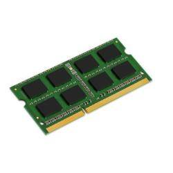 kingston memoria ram ddr3 - module - 8 gb - so dimm 204-pin - senza buffer kcp316sd8/8