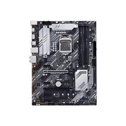 asus motherboard prime z490-p - scheda madre - atx - zoccolo lga1200 - z490 90mb12v0-m0eay0