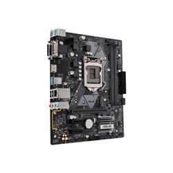 asus motherboard prime h310m-a r2.0 - scheda madre - micro atx - lga1151 socket 90mb0z10-m0eay0