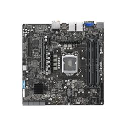 asus motherboard ws c246m pro - scheda madre - micro atx - lga1151 socket - c246 90sw00e0-m0eay0