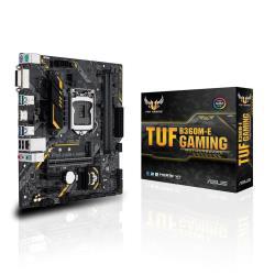 asus motherboard tuf b360m-e gaming - scheda madre - micro atx - lga1151 socket 90mb0wk0-m0eay0