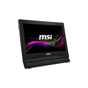 MSI PC Pro 16T 7M 087XEU - Celeron 3865U 1.8 GHz - 4 GB 9S6-A61611-089