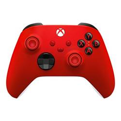 microsoft controller xbox wireless controller pulse red bluetooth