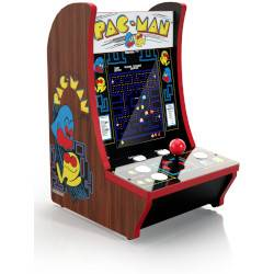 ARCADE POLYPHOTO Console Arcade Table 8121 Counter-cade Pac-Man, Pac&Pal, DigDug, Galaga