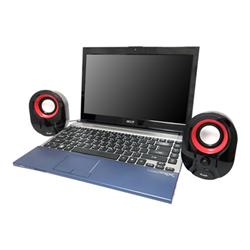 conceptronic casse pc equip stereo 2.0 - altoparlanti - per pc 245332