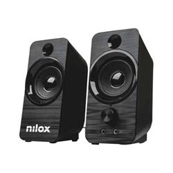 nilox casse pc altoparlanti - per pc nxapc02