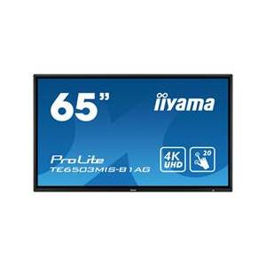 IIYAMA Monitor LFD Prolite 65'' classe (64.5'' visualizzabile) display led - 4k te6503mis-b1ag