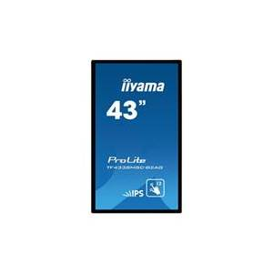 IIYAMA Monitor LED Prolite - monitor a led - full hd (1080p) - 43'' tf4338msc-b2ag