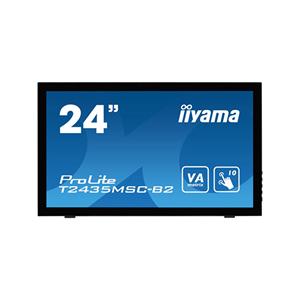 IIYAMA Monitor LED Prolite - monitor a led - full hd (1080p) - 24'' t2435msc-b2