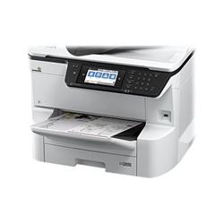 epson multifunzione inkjet workforce pro wf-c8690d3twfc - stampante multifunzione - colore c11cg68401bp